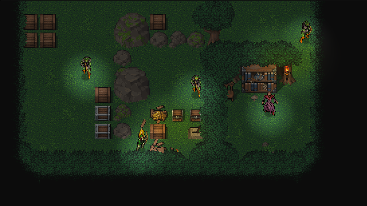 Dungeon Dashers – Fast-Paced Turn-Based Dungeon Crawling